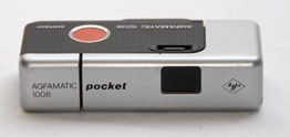 AGFA AGFAMATIC 1008 POCKET SENSOR