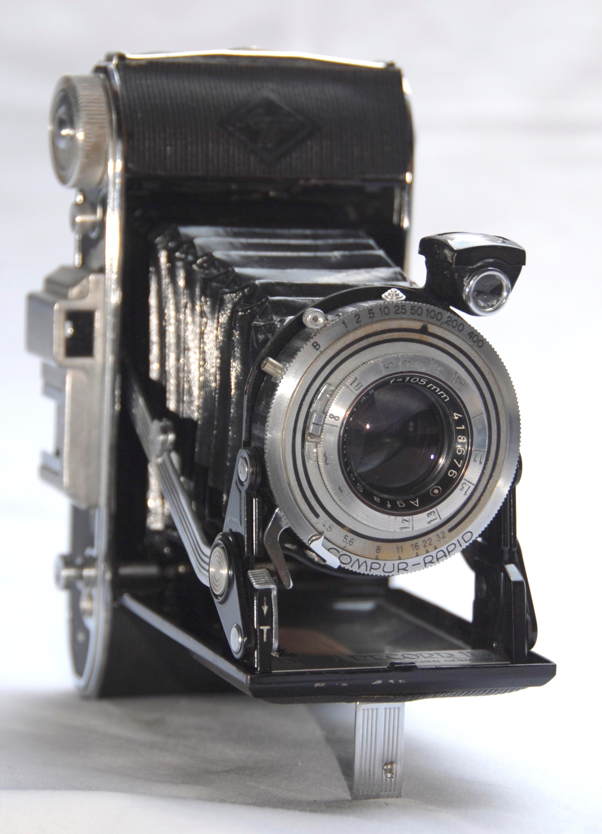 AGFA BILLY RECORD II