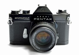 PENTAX SPOTMATIC (SP F) BLACK