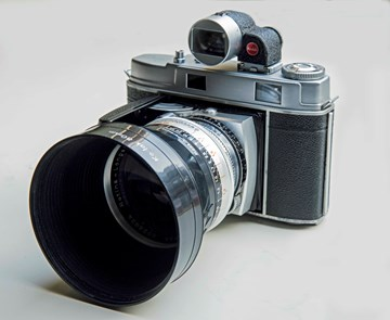 Kodak Retina II c type 020  80 mm