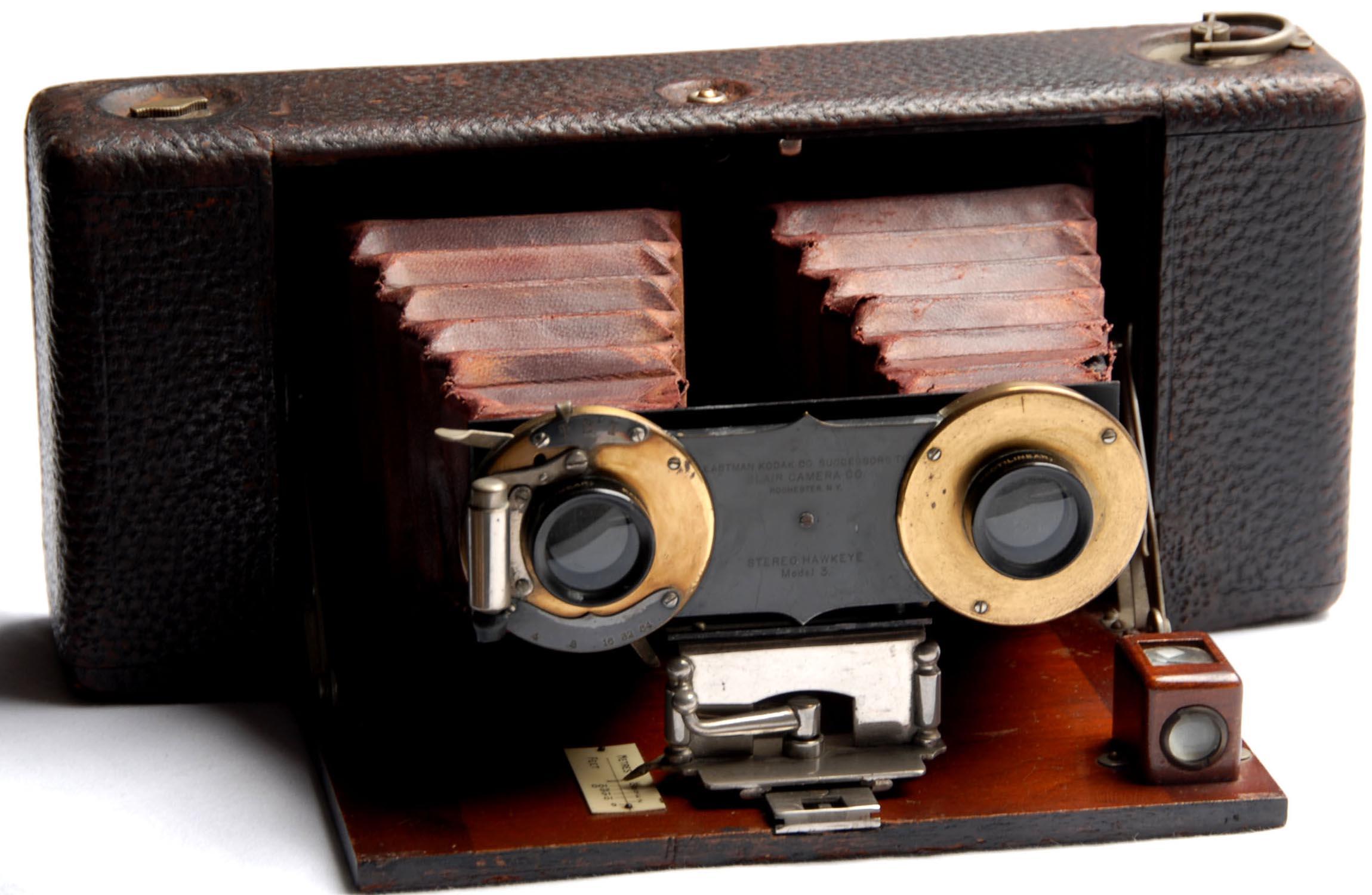 Kodak Stereo Hawk Eye Mod 3