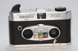 VIEW MASTER STEREO COLOR MARK II