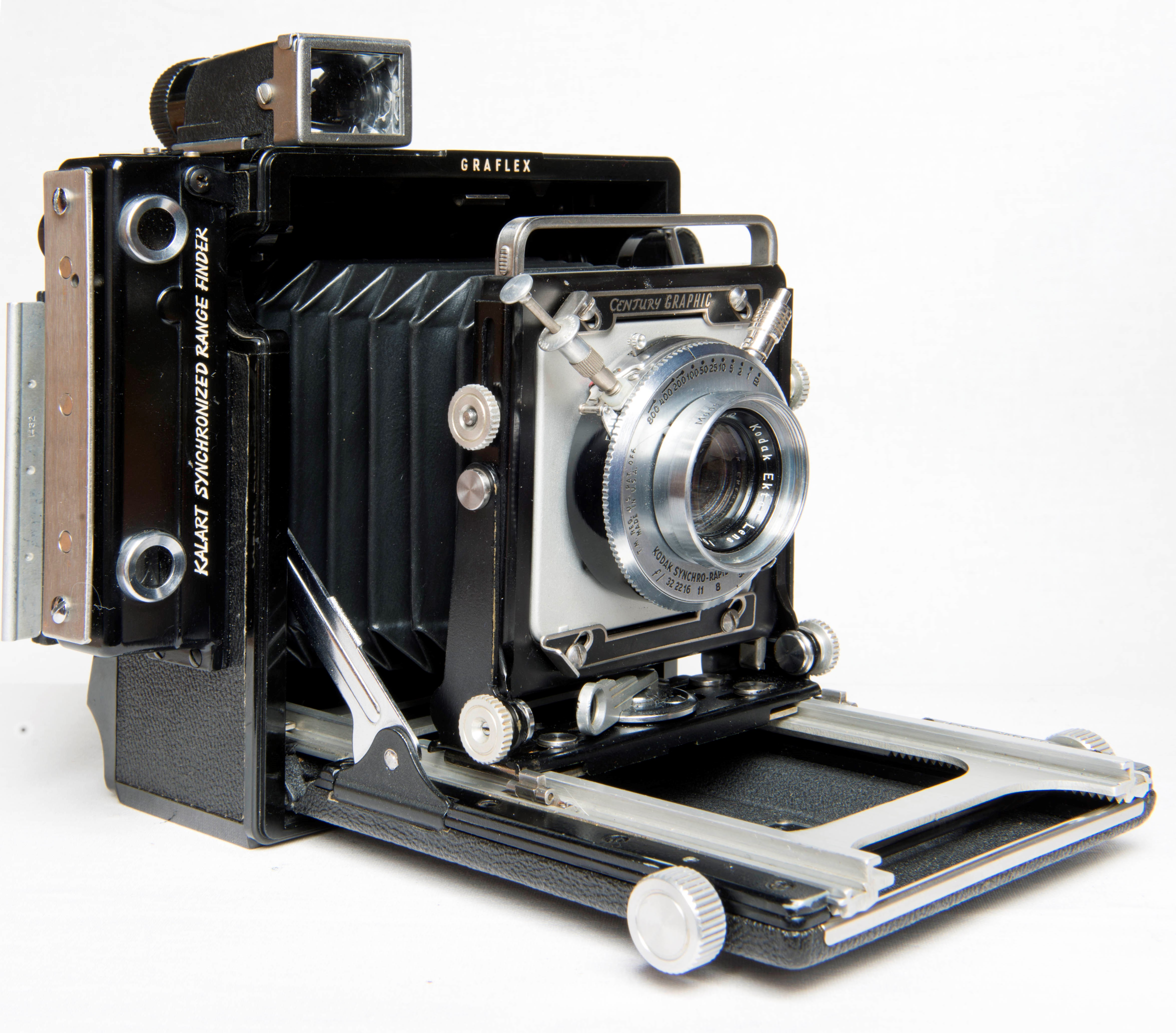 Graflex Century Graphic 2