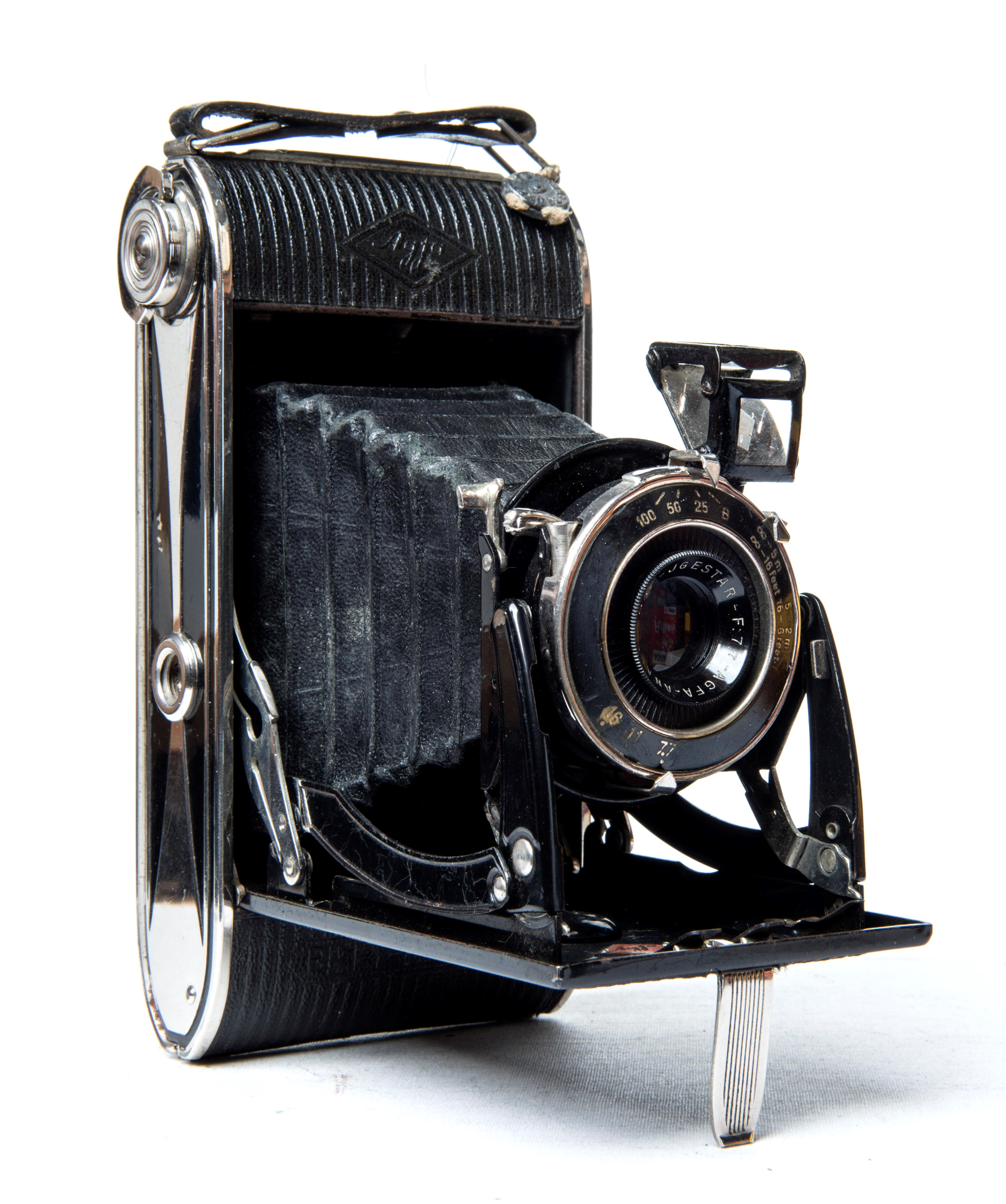 AGFA BILLY RECORD 7.7