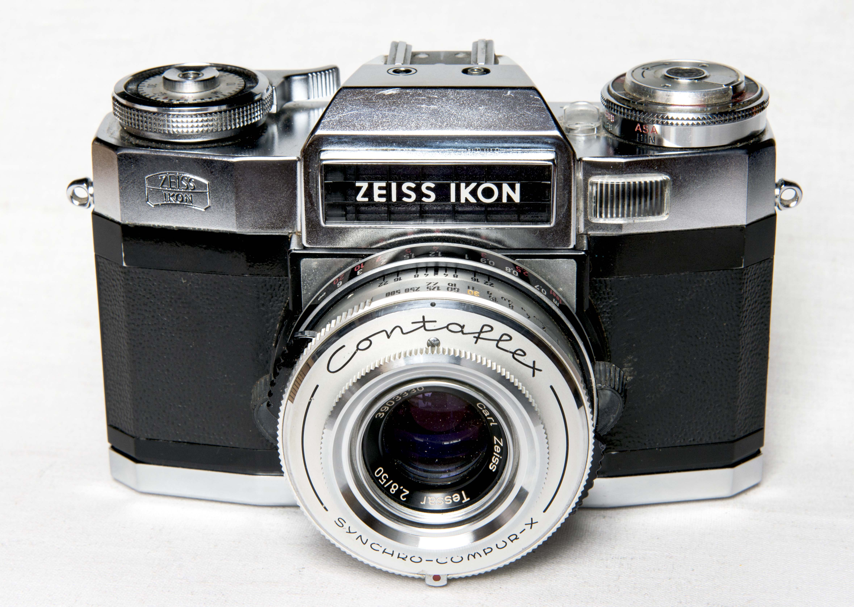 ZEISS IKON CONTAFLEX SUPER 10 1262