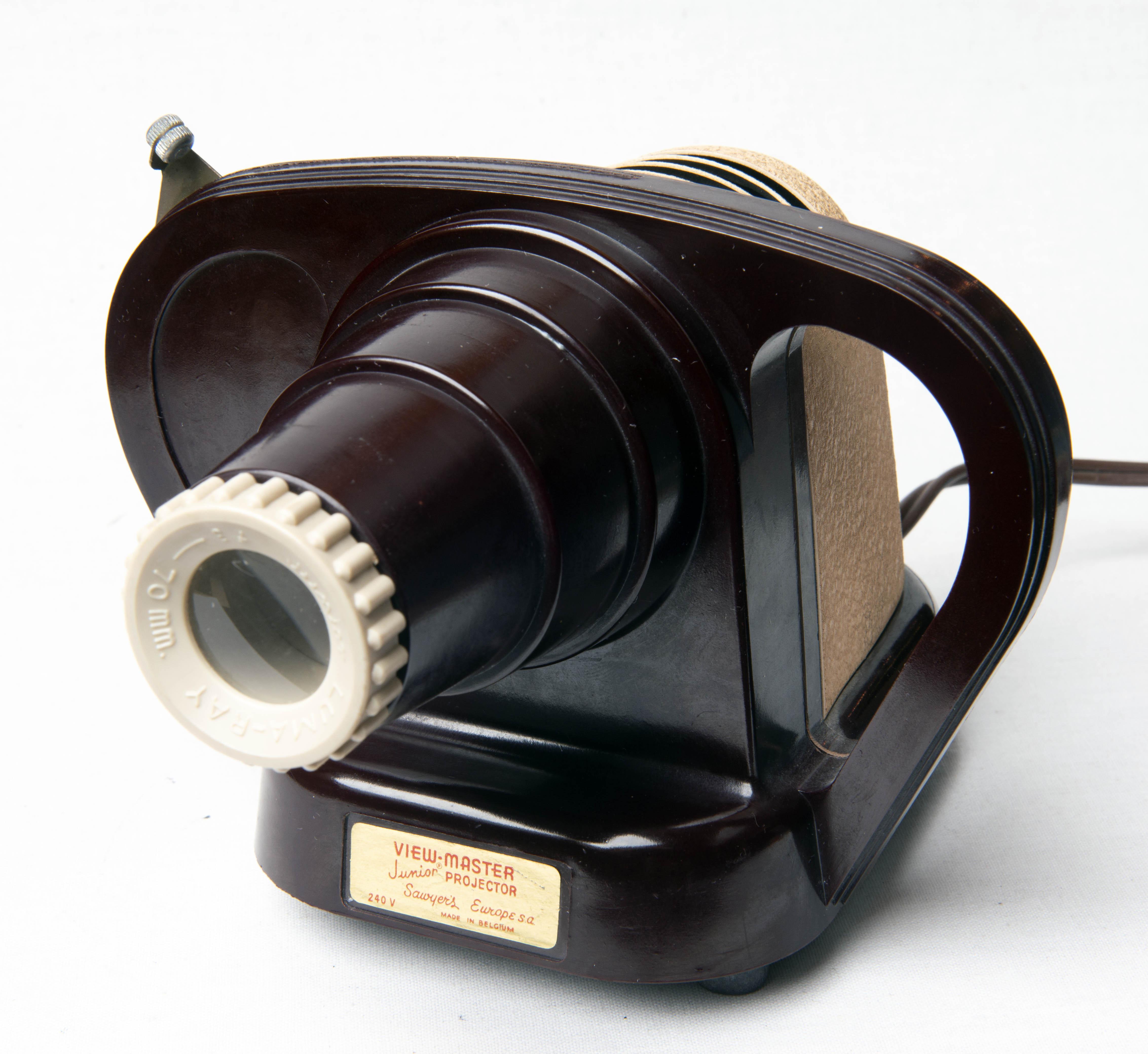 View Master Junior Projector