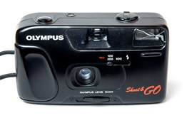 OLYMPUS SHOOT & GO