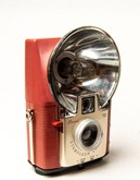 KODAK BROWNIE STARFLASH red
