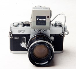 CANON FT QL + booster