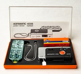 AGFA AGFAMATIC 40008 POCKET SENSOR